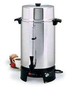 Coffee Maker 100 Cup Sully S Tool Amp Party Rental