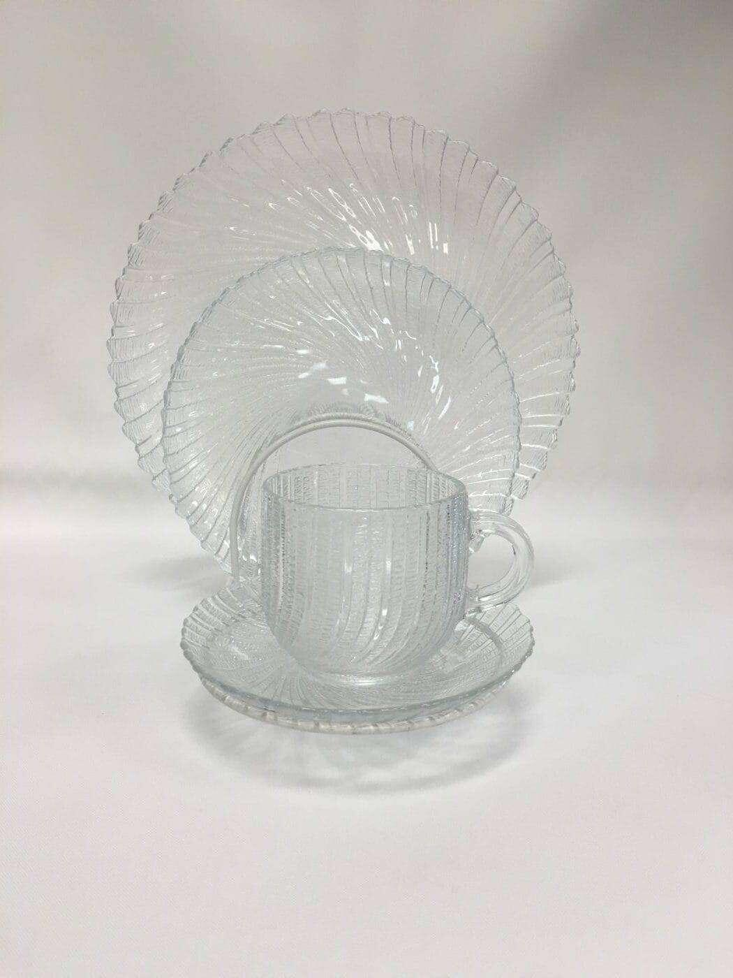 Sea Breeze Glass China Sully S Tool Amp Party Rental
