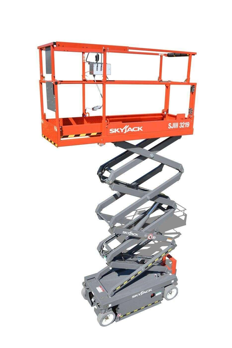 Scissor Lift 19ft 25 Ft Working Height Sully S
