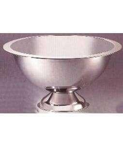 3 Gallon Punch Bowl (Stainless Steel / Glass) 1