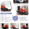 Rubbertrack Concrete Buggy